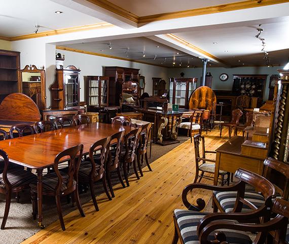 Antique Shop Inside