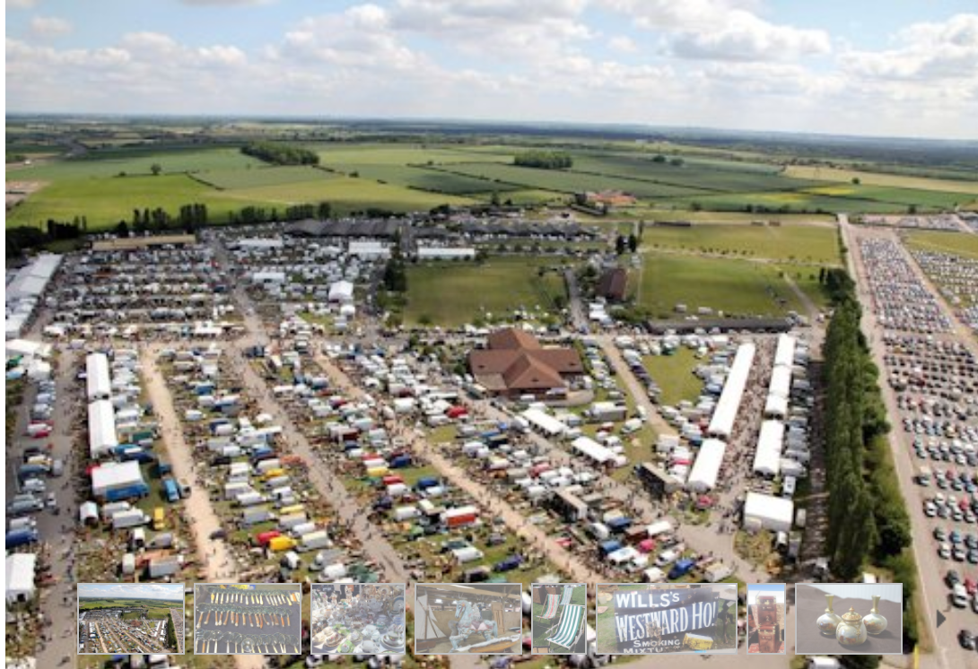Newark Show Ground Fair
