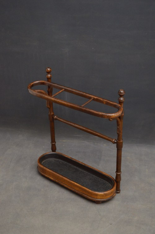 Bentwood stick stand