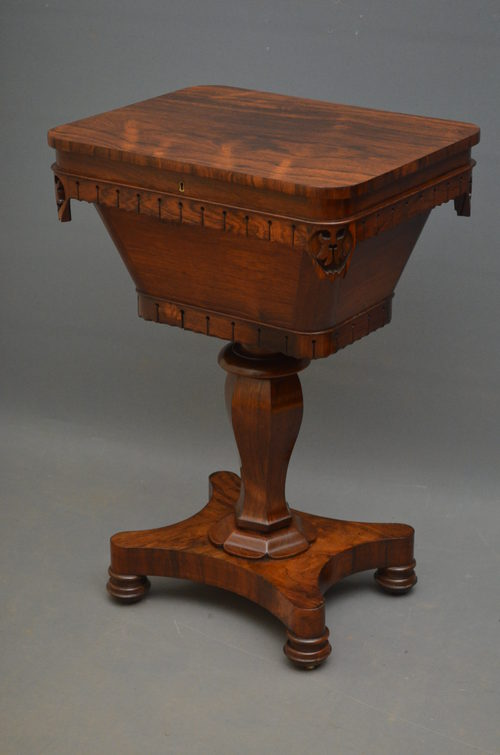 William IV Work Table