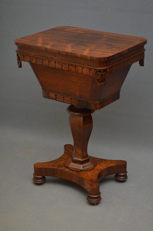 William IV Work Table
