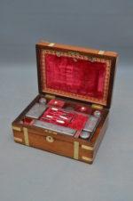 Victorian Rosewood Jewellery Box
