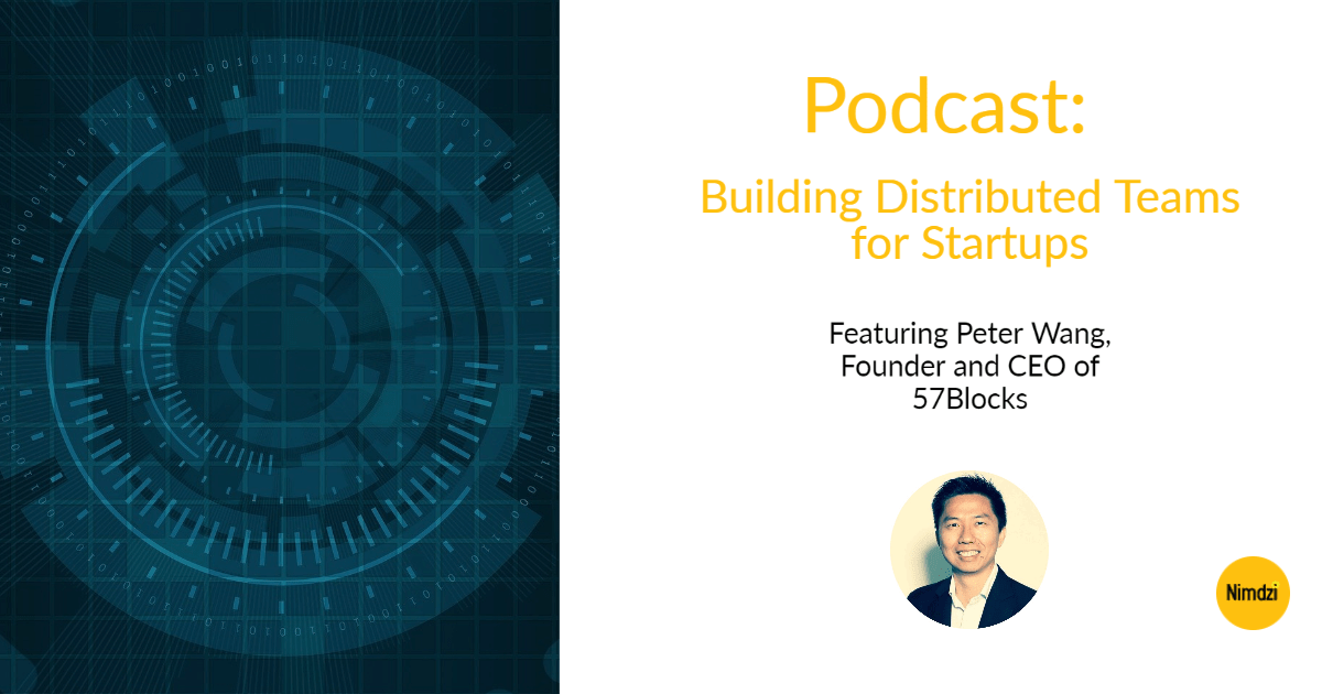 Podcast: Building Distributed Teams for Startups<span class=