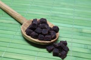 made of acai berry