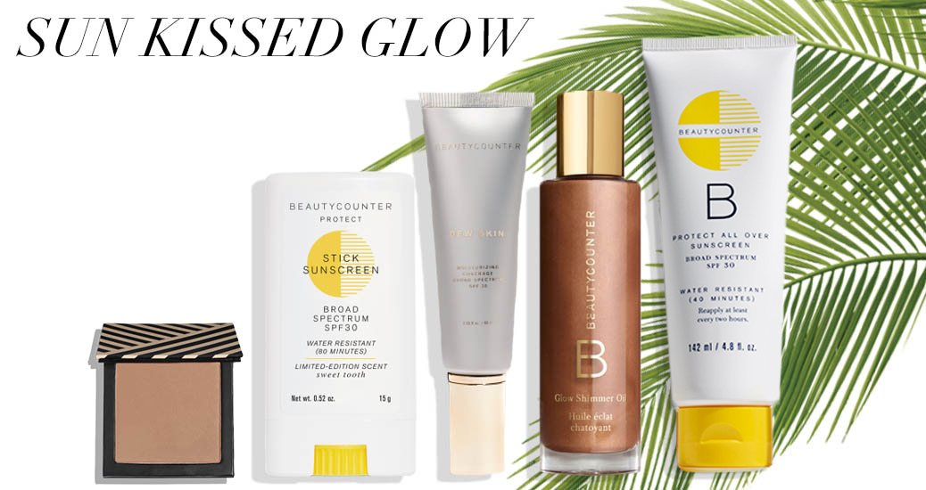 Tricks for a Sun-Kissed Summer Glow
