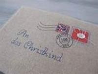 Mein Brief ans Christkind