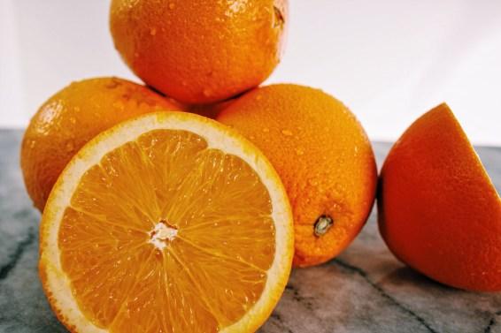 Siroop van citrusvruchten