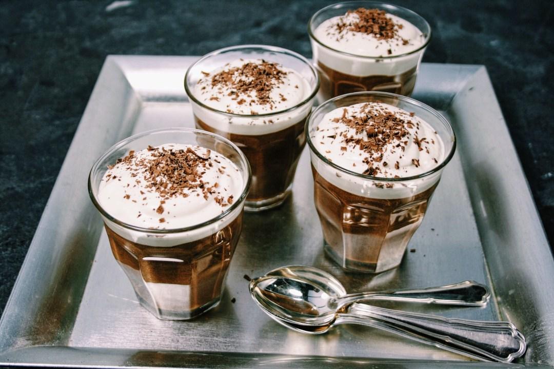 Espresso whiskeymousse