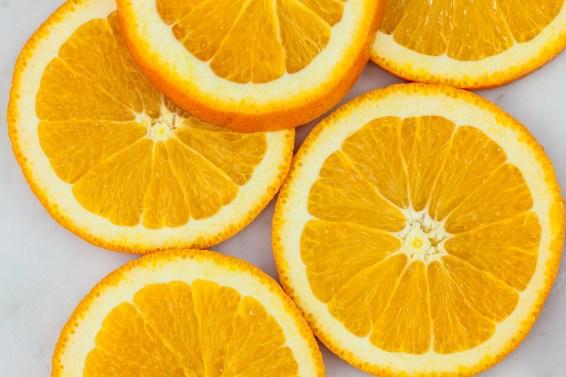 Smoothie van wortel, mango & gember