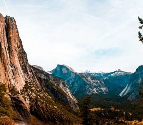 Yosemite photographs