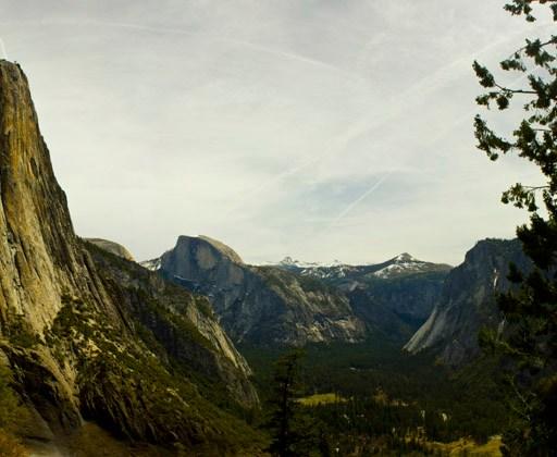 Yosemite – Photographs up