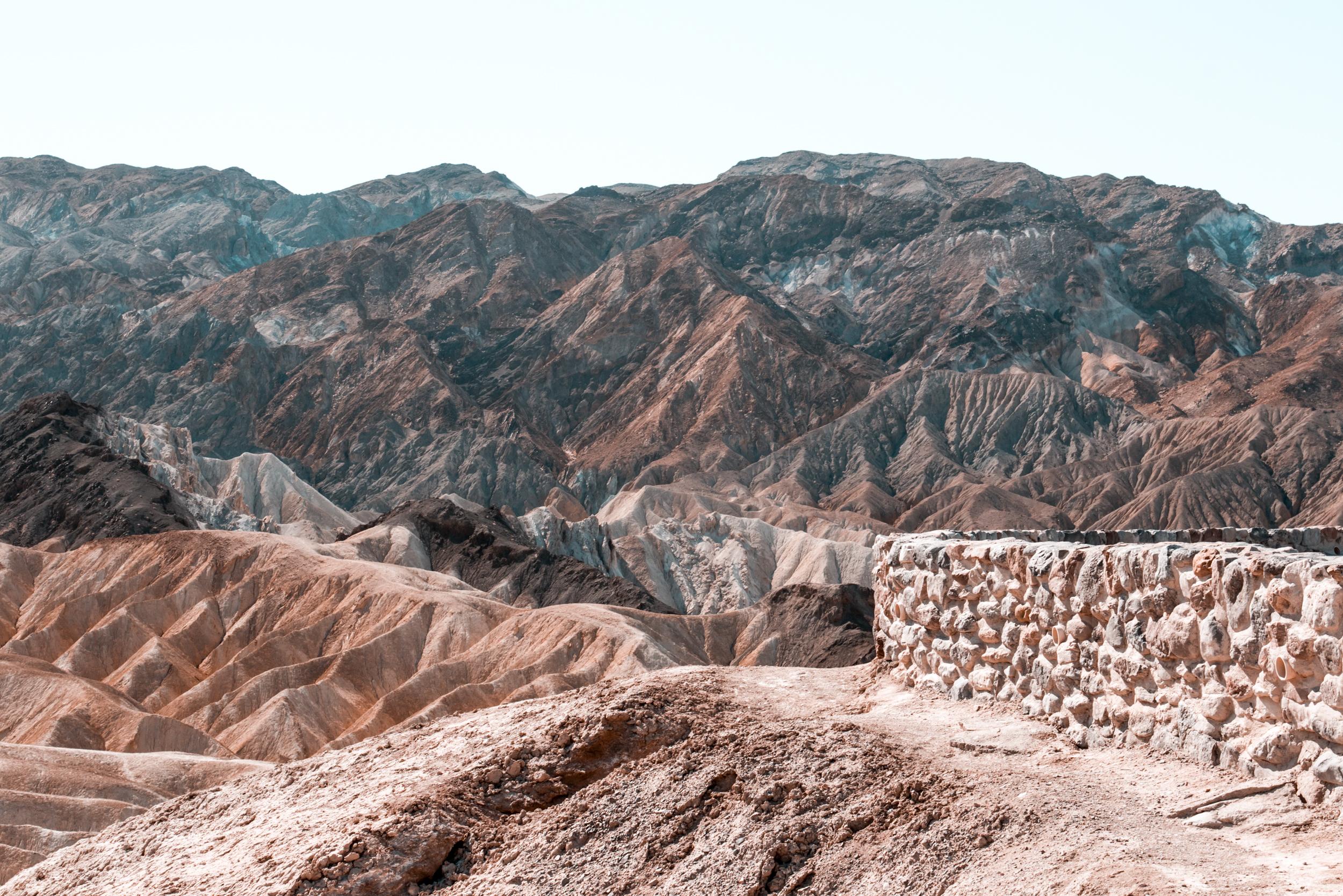 Nina Marquardsen Fotografi Death Valley