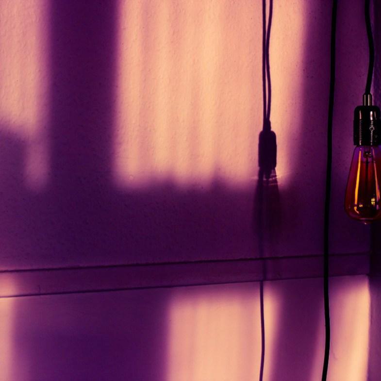 Nina Marquardsen fotografi - purple rain