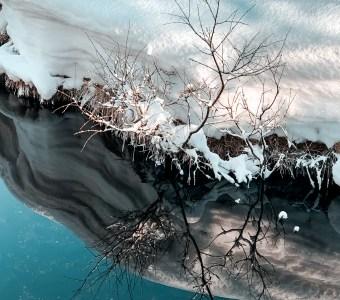 Nina Marquardsen Sne og koldt vand