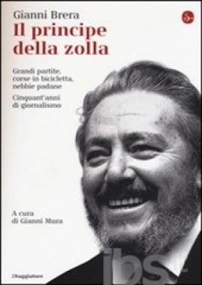 Il giornalista sportivo e scrittore Gianni Brera