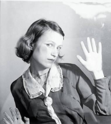 Birgit Jürgenssen: voglio uscire di qui