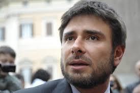 Il parlamentare M5S Alessandro Di Battista