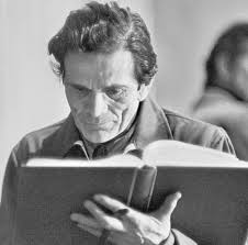 Pier Paolo Pasolini, poeta, scrittore e regista