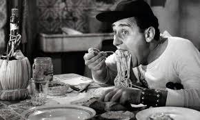 Alberto Sordi in Un americano a Roma