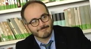 Lo scrittore Christian Raimo