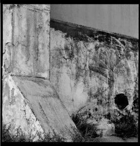 Le mur oublié