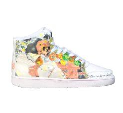 sneakers customisées art