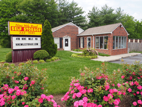 Nine Mile Road Self Storage Office