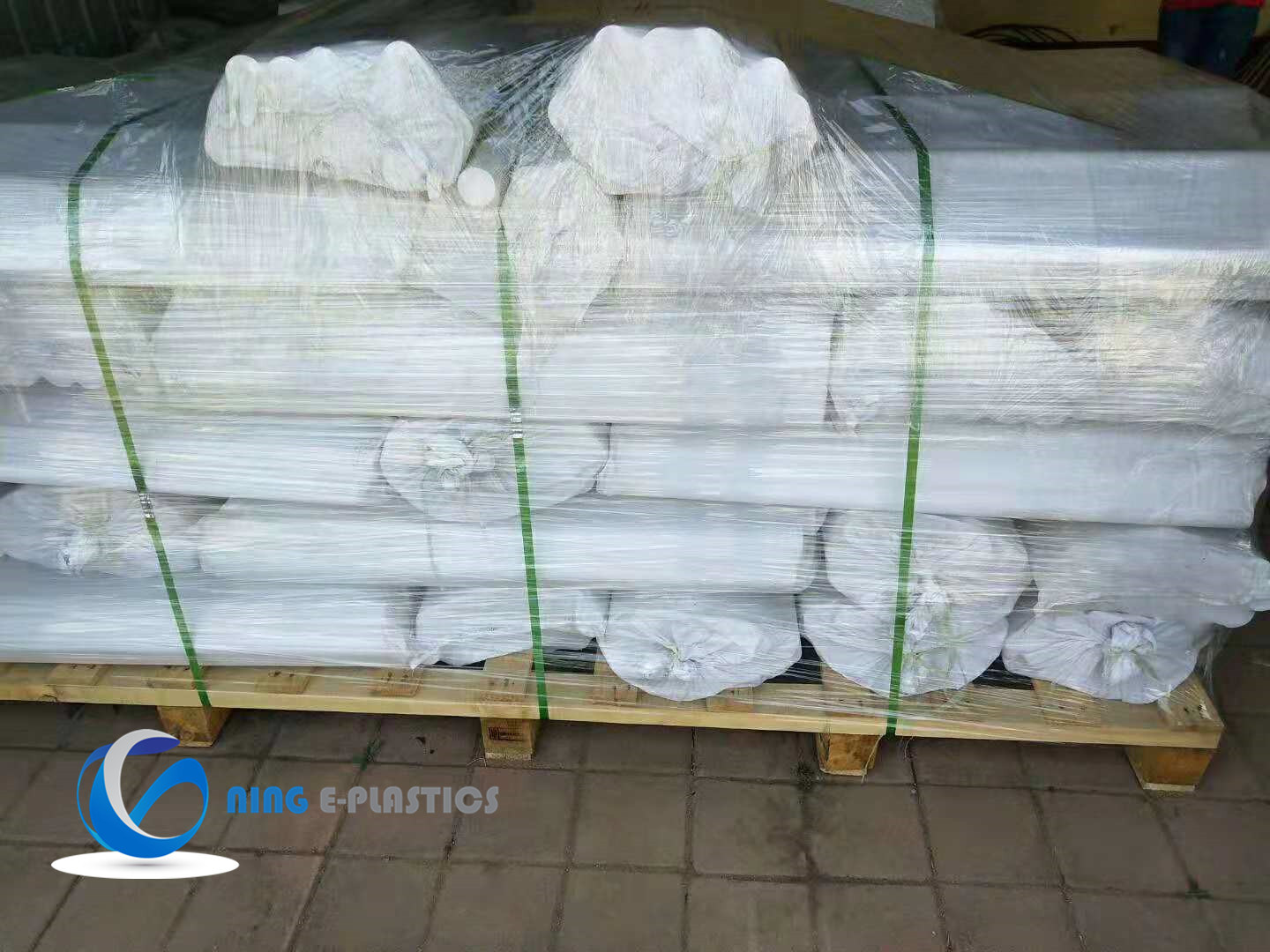 Natural Nylon Rod With Low Coefficient Of Friction