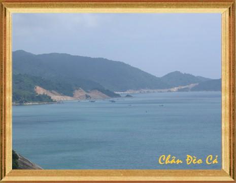 Chân Đèo Cả  - Ảnh: Hà Thị Thu Thủy