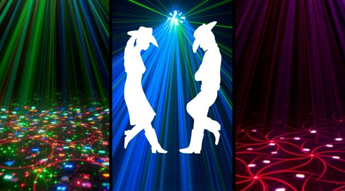 Lights!  Music! Dance!
