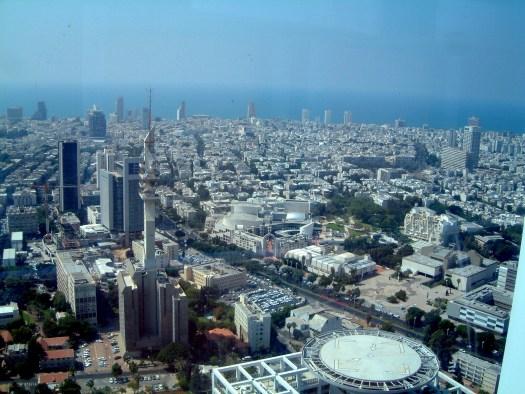 telaviv, azrieli_towers