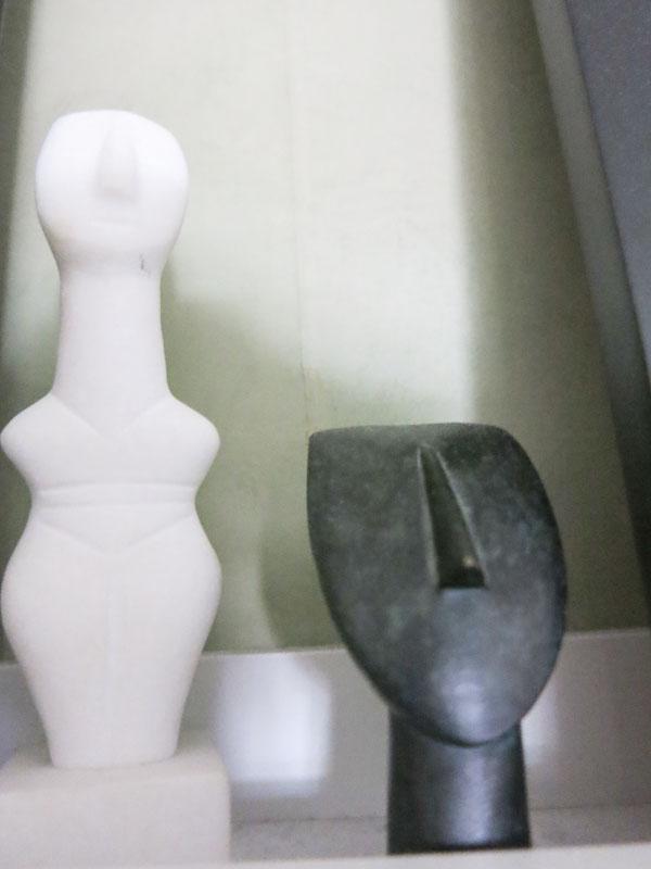 woman, head