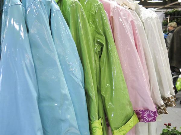 Rain coats
