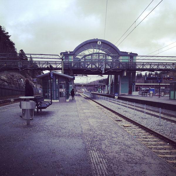 Tumba Station