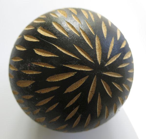 wooden, ball
