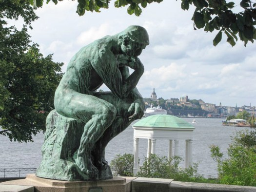 thinker, rhodin