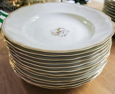 Soup-plates