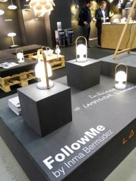 lamp, followme
