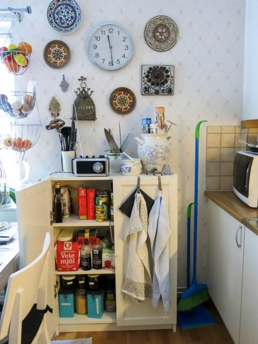 kitchen, cupboards, Billy