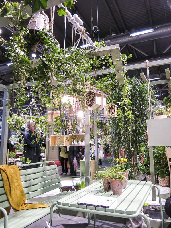 Hanging garden by Trendstefan
