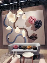 Lamps and odd pillows