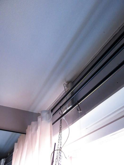 curtain-rods, window, blinds, livingroom