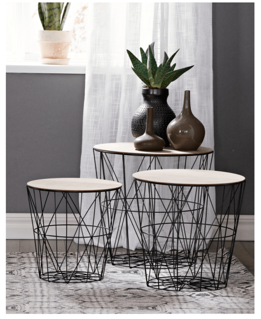 table-baskets