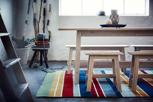 Kelim Kussens Ikea : Patchwork matta ikea affordable mnstrad vvd matta frn ikea