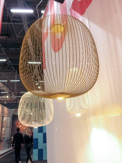 Airy lamps.