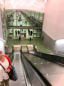 stockholmodenplan, escalator, rulltrappa