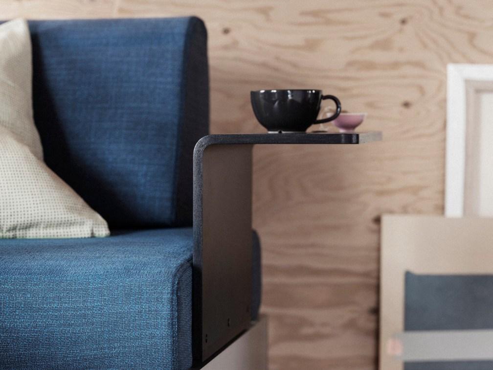 sofa, daybed, furniture. ikea, tomdixon