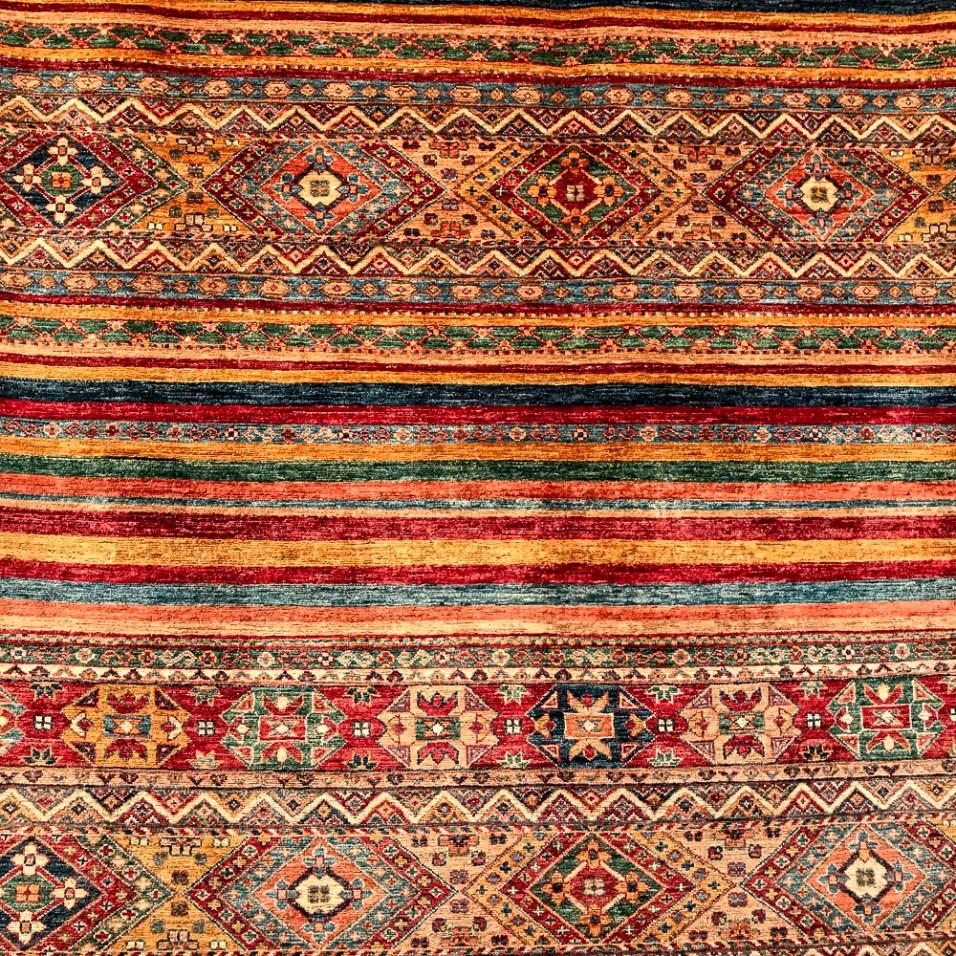 Oriental carpet. Love this one.