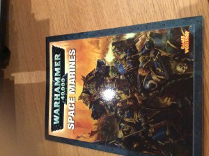Warhammer 40,000 Codex and rulebooks 1st to 5th edition