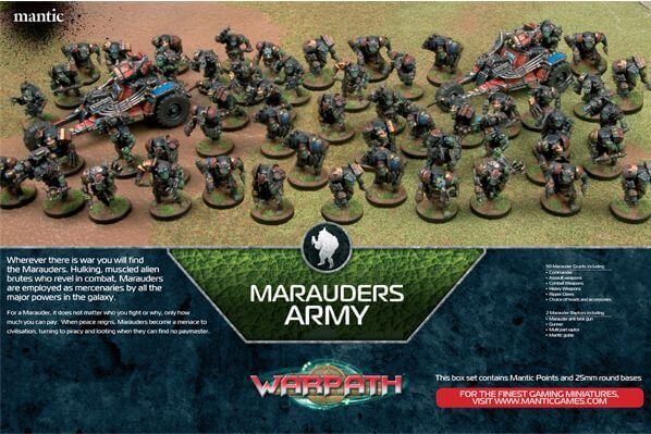 All the ways Mantic Games skirts around Games Workshop's intellectual property